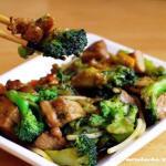 Wołowina z brokułami po chińsku