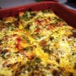 Lasagna ze szpinakiem i karczochami