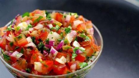 Pico de Gallo – salsa ze świeżych pomidorów