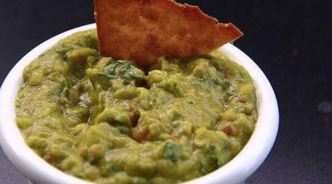 Dip z awokado czyli guacamole