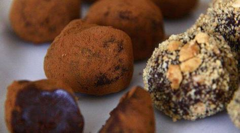 Trufle czekoladowe