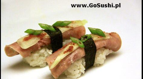 Co to jest sushi. Rodzaje sushi.