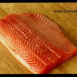 Jak kroić rybę na sushi?