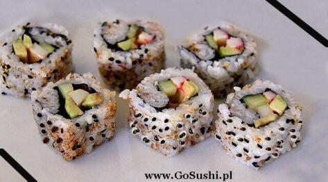 Przepisy  i składniki na klasyczne sushi