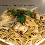 Kurczak stir fry z ostrą pomarańczową nutą – danie kuchni chińskiej