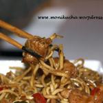 Kurczak Kung Pao