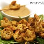 Satay – styczniowe wyzwanie Daring Cooks