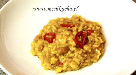 Risotto – marcowe wyzwanie Daring Cooks
