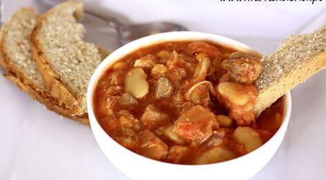 Brunswick stew – kwietniowe wyzwanie Daring Cooks