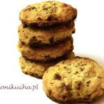Chewy chocolate chip cookie czyli ciasteczka z czekoladą