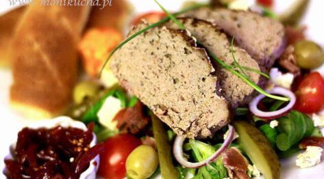 Pasztet z pieczywem – czerwcowe wyzwanie Daring Cooks