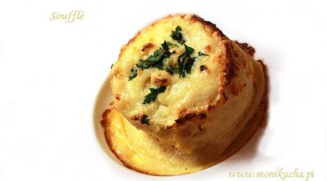 Soufflé – listopadowe wyzwanie Daring Cooks