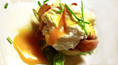 Jajka w koszulkach – grudniowe wyzwanie Daring Cooks