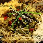Hiyashi soba i tempura – lutowe wyzwanie Daring Cooks