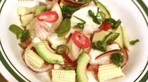 Ceviche i Papas Rellenas – marcowe wyzwanie Daring Cooks