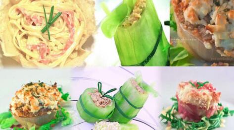 Potrawy w jadalnym opakowaniu – kwietniowe wyzwanie Daring Cooks