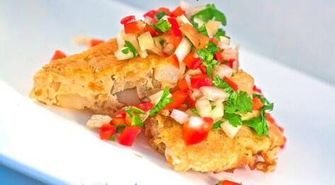 Tortilla Espanola na śniadanie