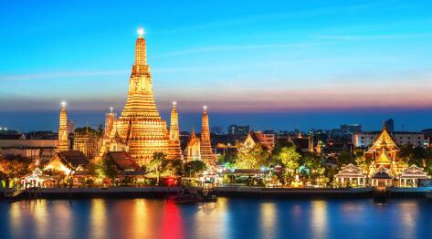 Bangkok, Tajlandia – kilka krótkich filmów ze stolicy