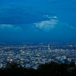 Chiang Mai, Tajlandia – stolica Królestwa Lanna – droga Bangkok – Chiang Mai, Królestwo Tygrysów (Tiger Kingdom), świątynia Wat Phrathat Doi Suthep