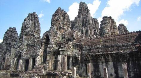 Angor Wat, Siem Reap, Kambodża – kompleks Angor – zdjęcia, świątynia Angor Wat, ruiny stolicy Imperium Khmerów