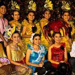 Chiang Rai, Tajlandia – Loy Krathong Festival i Mała Miss Chiang Rai – zdjęcia