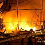 Podróż Bangkok – Poipet – Siem Reap  – oszustwa na granicy Tajlandia – Kambodża i pożar hotelu w Siem Reap