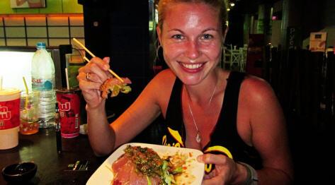 Phuket, Tajlandia – sushi i sashimi z dzikiego tuńczyka prosto z wód Zatoki Andamańskiej