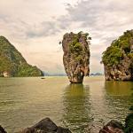 Phuket, Tajlandia – zatoka Phang Nga Bay, James Bond Island – zdjęcia