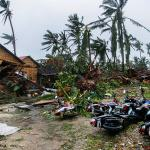 Super tajfun Haiyan aka Yolanda  na Filipinach – najsilniejszy tajfun w historii