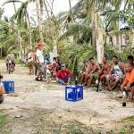 Największy tajfun na świecie cd – następstwa super tajfunu Haiyan aka Yolanda na Visayas na Filipinach