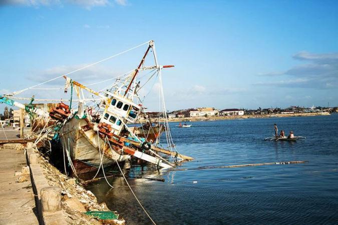 Port w Bantayanie