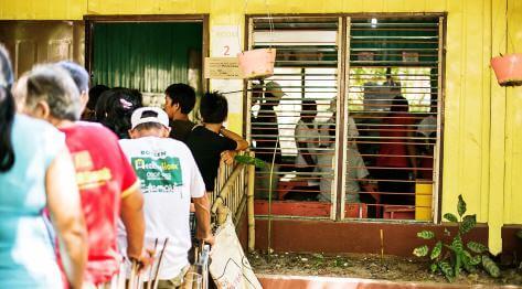 Demokracja i wybory na Filipinach. Barangay Captain Election, czyli wybory sołtysa w Marikabanie