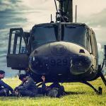 Wizyta Filipińskich Sił Powietrznych na lotnisku w Bantayanie