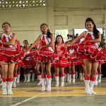 Filipiny, tropikalna depresja w rejonie Visayas i fiesta w Santa Fe na wyspie Bantayan