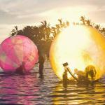 Filipiny, Wielkanoc na wyspie Bantayan – balanga w Santa Fe