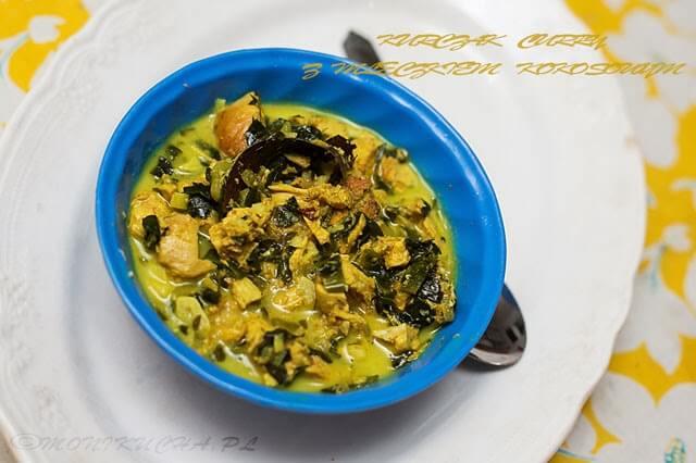 Kurczak Curry Z Mleczkiem Kokosowym Poluzuj Pl