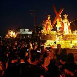 Wielkanoc na Filipinach – Wielki Piątek, Droga Krzyżowa i wielotysięczny tłum na procesji w miasteczku Bantayan