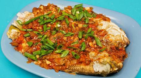 Ryba w stylu Sarciado