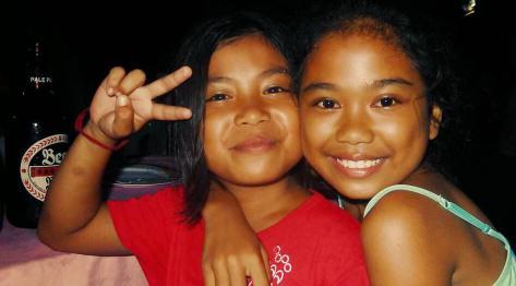 Wigilia i Boże Narodzenie na Filipinach. Święta w Santa Fe na wyspie Bantayan i Urodziny Studni u Doda w Marikabanie
