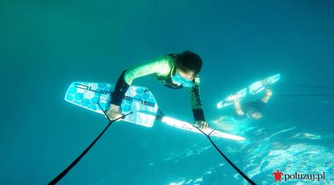 Flying Underwater – A Flight with Subwing in the Philippines [VIDEO] and [GALLERY]