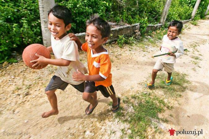 Philippines Basketball kids